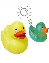 Quietsche-Ente UV-Farbwechsel